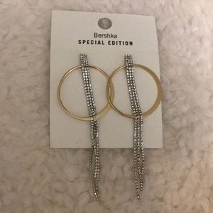 Bershka earrings